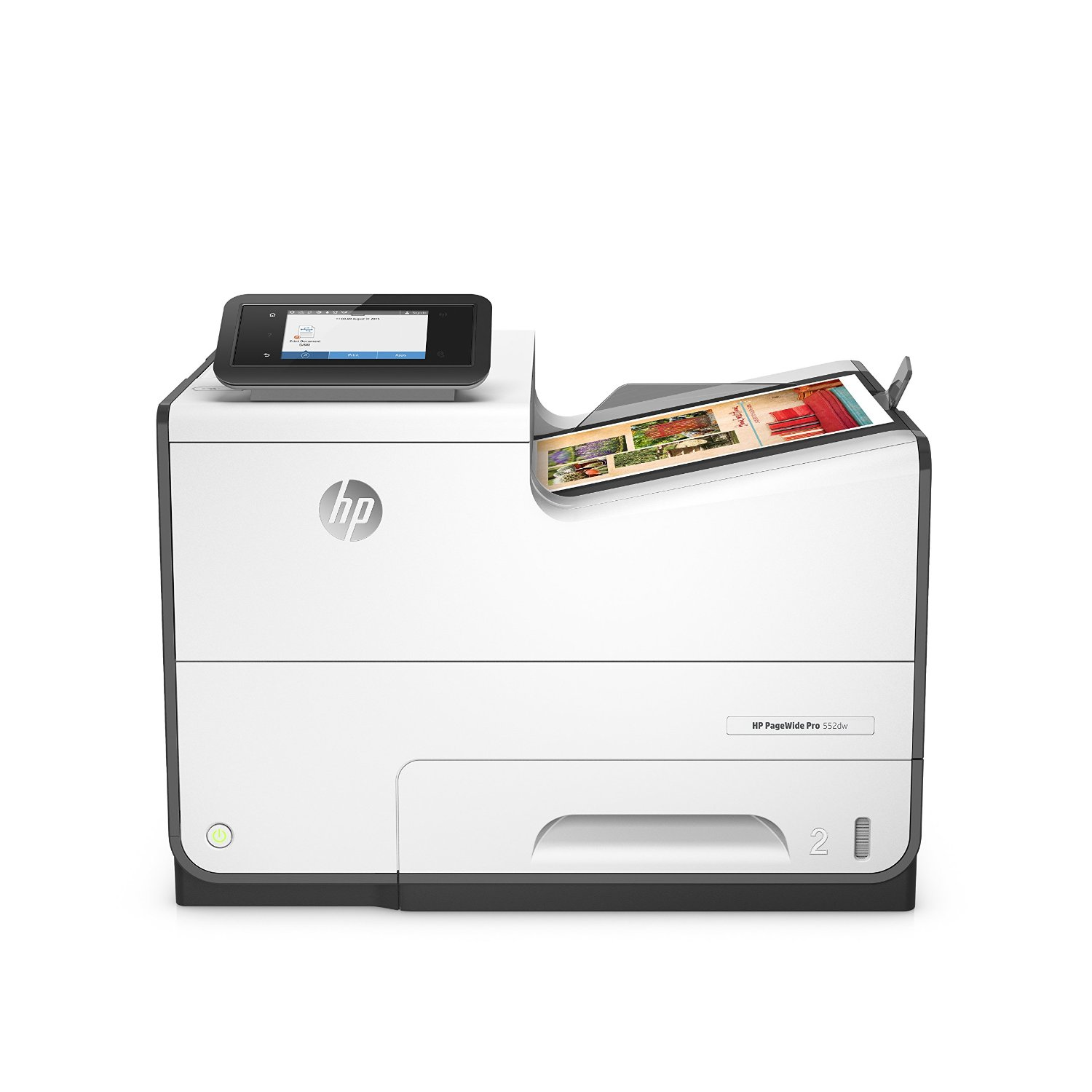HP PageWide Pro 552dw Color Printer (D3Q17A) Release Date
