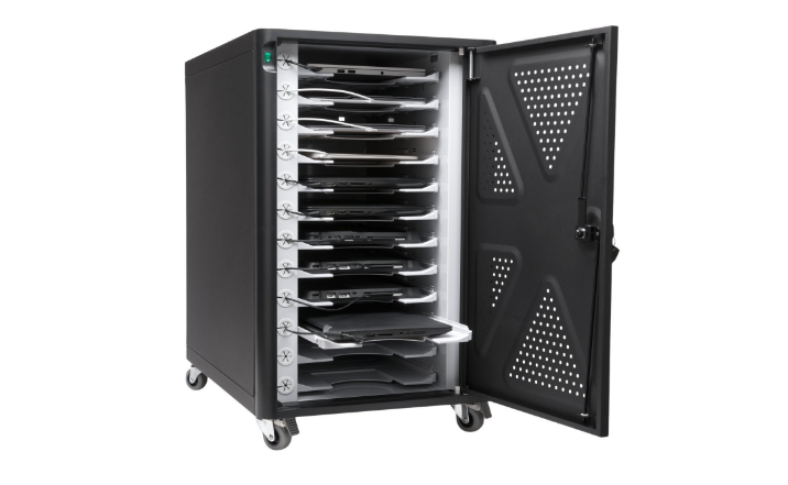 Kensington AC12 Security Charging Cabinet for Tablets ...