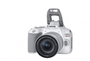 CANON EOS REBEL SL3 White